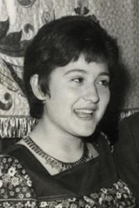 1972 Madrina Teresa López Abellán