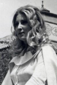 1971 Madrina María Rosa González López